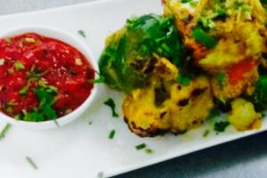 Vegetable Platter - delivery menu