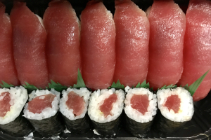Tuna Lovers Dinner with Sushi - delivery menu