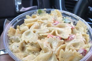 Chicken Curry Pasta Salad - delivery menu