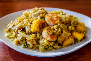 Mango Thai Seafood Fried Rice - delivery menu