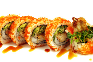 Spider Roll - delivery menu