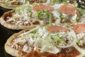 Huarache Regular  - delivery menu