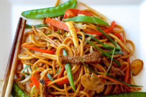 44. Chicken Lo Mein - delivery menu