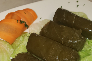 Stuffed Grape Leaves - delivery menu