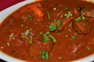 LAMB VINDALOO   (Spicy) - delivery menu