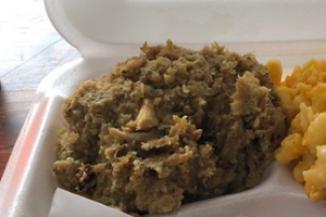 Down Home Baked Stuffing - delivery menu