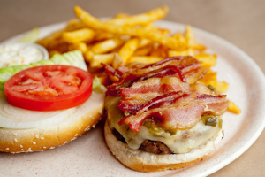 Halsted St. Burger - delivery menu