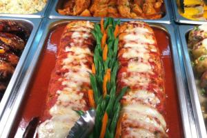 1 lb. Meatloaf - delivery menu