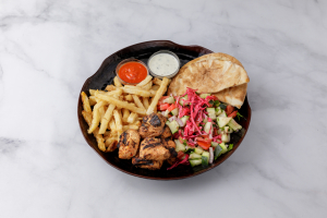 Chicken Shish Kabob Entree - delivery menu
