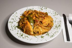 Chicken Cacciatore - delivery menu