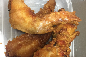 07. Fried Chicken Wing - delivery menu