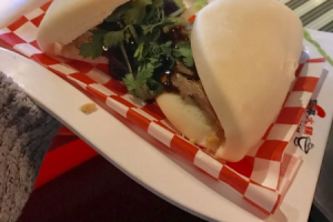 Pork Belly Steam Bun - delivery menu
