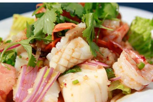 Seafood Salad - delivery menu