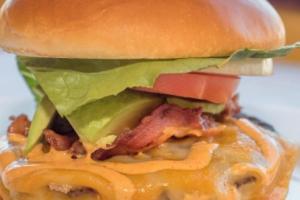 Avocado Burger - delivery menu