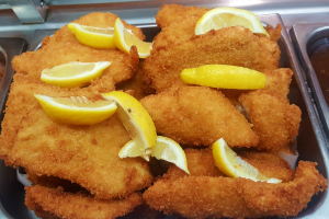 Fried Fish - delivery menu