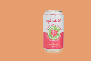 Spindrift Sparkling Water - Raspberry Lime - delivery menu