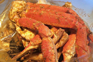 Pick your own seafood combo  - delivery menu