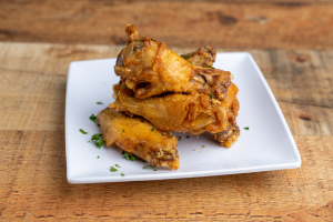 6 Chicken Wings - delivery menu