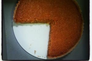 Whole Pumpkin Pie - delivery menu