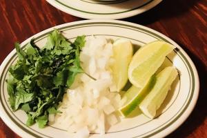Sopa de Consome Birria - delivery menu