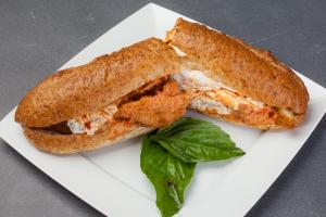 #7 Chicken Cutlet Sandwich - delivery menu