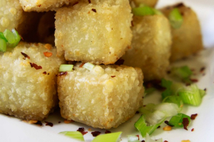Salt Pepper Tofu - delivery menu