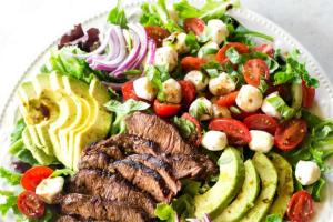 Steak Tip Salad - delivery menu