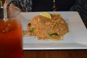 Basil Fried Rice Kra-Pow Entree - delivery menu