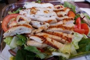 Chicken Green Salad - delivery menu