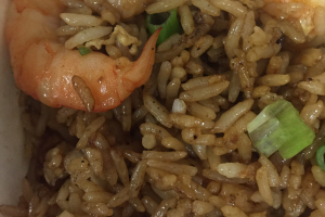 128. Jumbo Shrimp Fried Rice - delivery menu