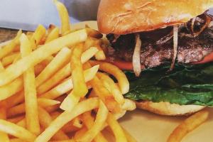 Kobe BLT Burger - delivery menu