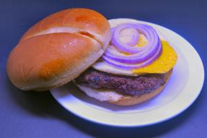 Tex Mex Burger - delivery menu