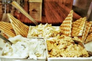 Tasty Spreads - delivery menu