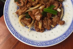 Hai Pai Beef - delivery menu