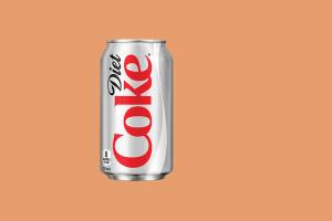 Diet Coke - delivery menu