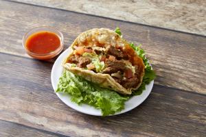 Carne Asada Taco - delivery menu