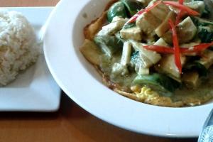 Gang Keow Waan Kai Khai Jeaw - delivery menu
