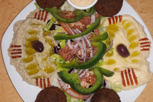 Falafel Combo - delivery menu