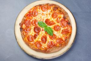 Pepperoni Pizza - delivery menu