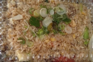 Thai-Style Fried Rice - delivery menu