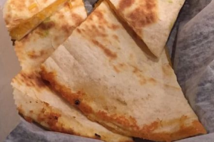 Cheese Quesadilla - delivery menu