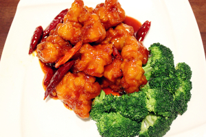 General Tso's Chicken - delivery menu