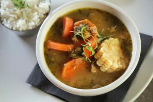 Dominican Soup - delivery menu