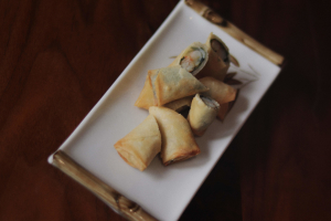 Seafood Spring Roll - delivery menu