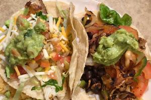3. 2 Tacos - delivery menu