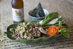 Laab Moo - delivery menu