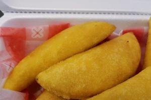Corn Empanadas (Venezuelan style) - delivery menu