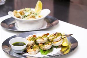 Grilled Shrimp - delivery menu