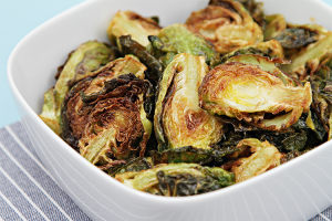 Crispy Brussels Sprouts - delivery menu