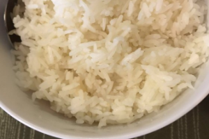 Jasmine Rice - delivery menu